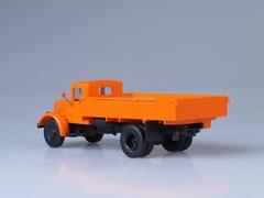 MAZ-200 board orange 1:43 AutoHistory