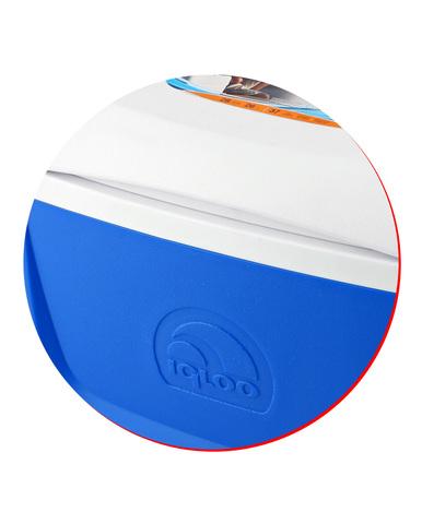 Изотермический контейнер (термобокс) Igloo Island Breeze 28, (26 л.), синий
