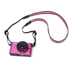 Узкий ремень для фотоаппаратов SHETU SLIM (BERRIES)