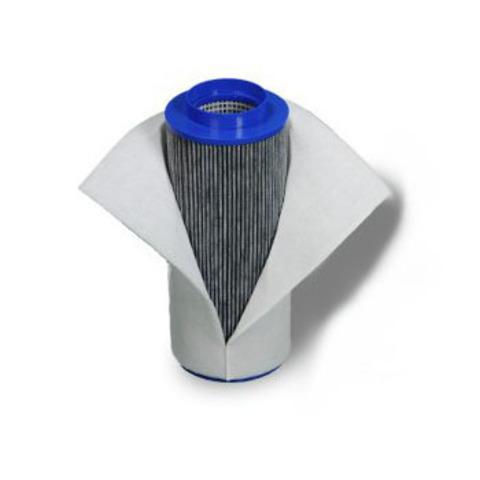 Фильтр Mini-line 650 м³/ч, ø 200 мм