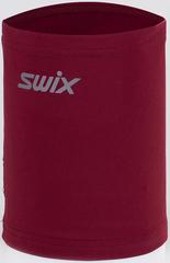 Шарф лыжный Swix Myrene бордовый