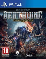 PS4 Space Hulk Deathwing. Enhanced Edition (русские субтитры)