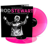Rod Stewart With The Royal Philharmonic Orchestra / You're In My Heart (Limited Edition)(Coloured Vinyl)(2LP)