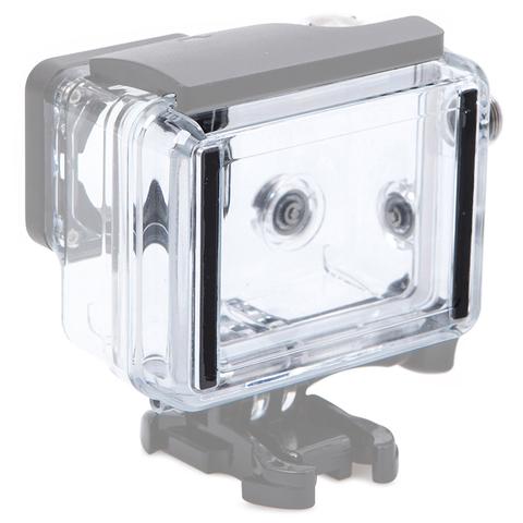 Задняя крышка для бокса GoPro 3+ • 4