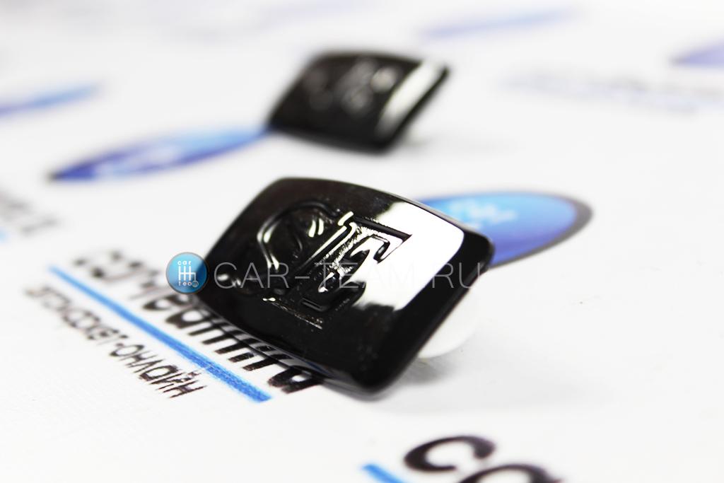 Декоративные заглушки поворотников SE, черный лак