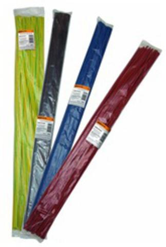 Термоусаживаемая трубка ТУТнг 12/6 зеленая по 1м (50 м/упак) TDM