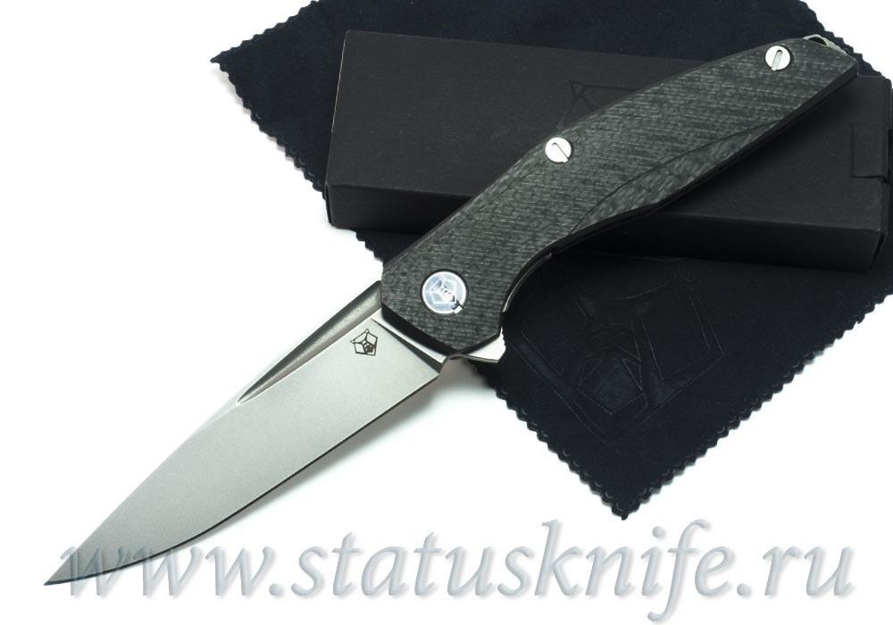 Нож Широгоров 111 М390 Долы Карбон 3D MRBS