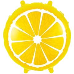 К 18'' Круг, Лимон, Желтый, 1 шт.