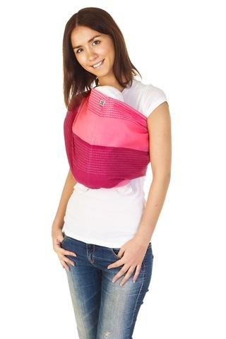 Слинг-карман 00892 розовый