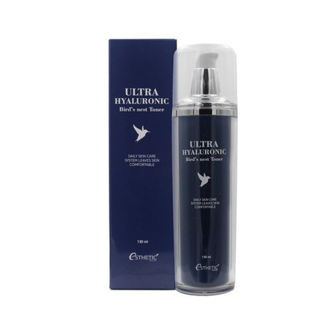ЛАСТОЧКА/ГИАЛУРОН Тонер для лица Ultra Hyaluronic acid Bird's nest Toner, 130 ml