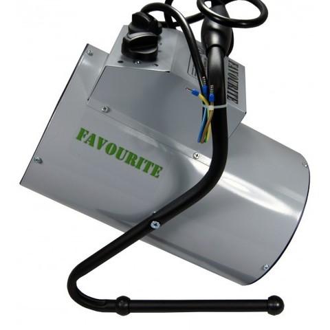 Тепловентилятор FAVOURITE HP-5.003C 4,5 кВт