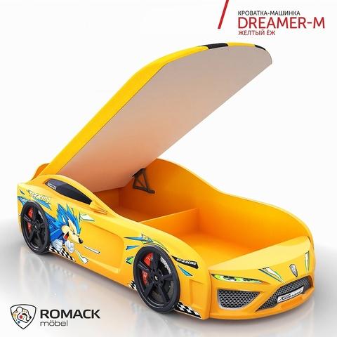 Кровать-машина Romack Dreamer-M Ёжик