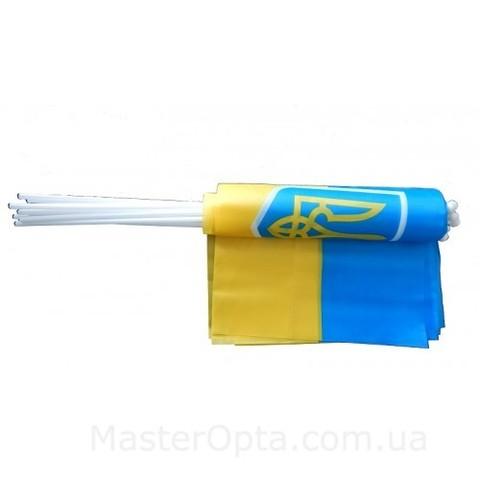 Флаг Украины Q-3 (20*30)