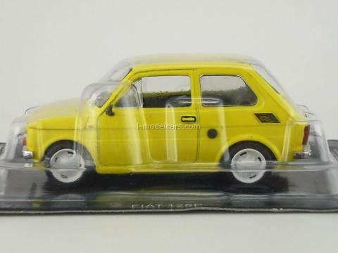 Fiat 126P 1:43 DeAgostini Auto Legends USSR #169
