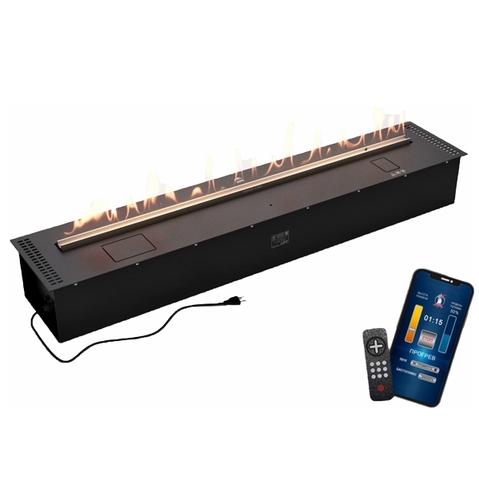 Автоматический биокамин Good Fire 1500 RC Black