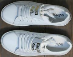 Туфли кеды женские Adidas Stan Smith White-R A14w15wg