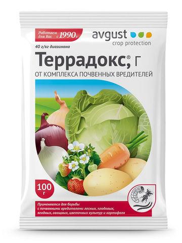 Террадокс 100гр Август