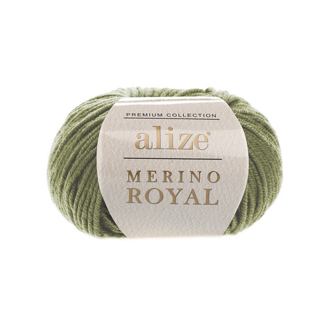 Alize Merino Royal яблоко 485