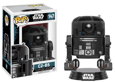 Фигурка Funko POP! Bobble: Star Wars: Rogue One: C2-B5 10464