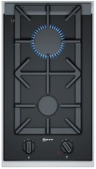 Газовая варочная панель 30см Neff N23TA29N0 2 конфорки ступенчатая регулировка фото