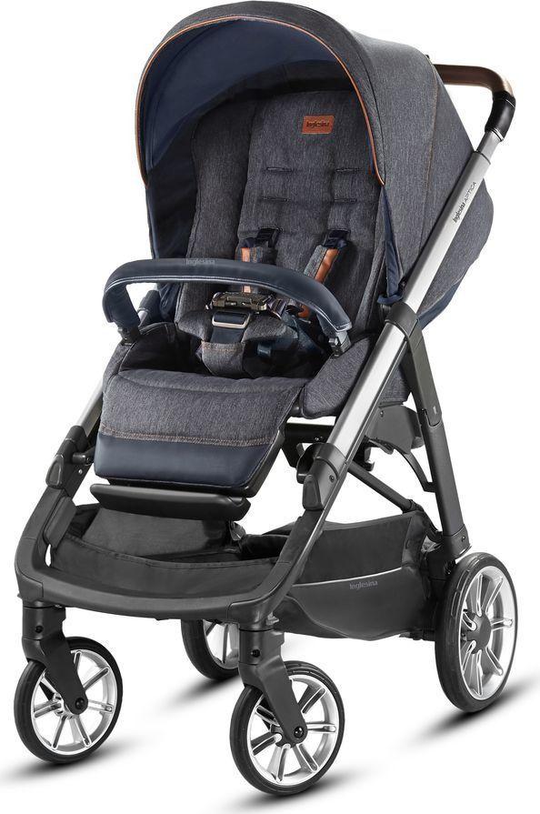Прогулочная коляска Aptica, цвет INDIGO DENIM
