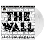 Roger Waters / The Wall - Live In Berlin (Limited Edition)(Clear Vinyl)(2LP)