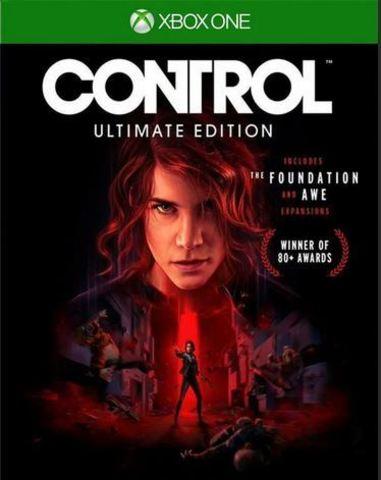 Xbox One Control. Ultimate Edition (русская версия)
