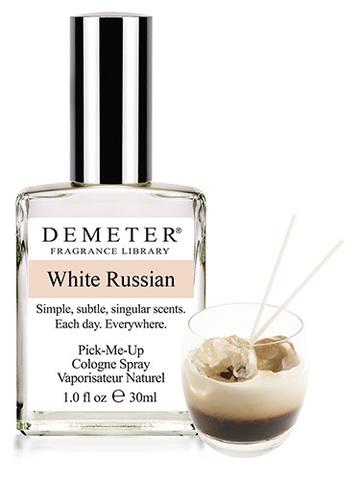 Духи «Белый русский» от Demeter