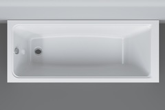 Акриловая ванна AM.PM GEM W90A-150-070W-A 150х70