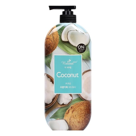 Гель для душа  ON: the body The Natural Plus Cocount body wash  500мл
