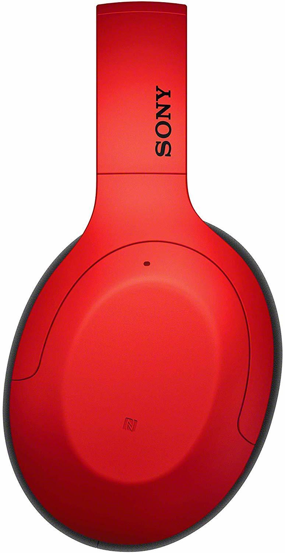 Купить наушники Sony WH-H910NR красные в Sony Centre Воронеж