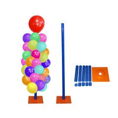 Стойка витринная для 50 шаров разборная / 30*30*180 см