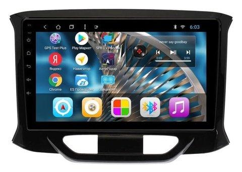 Магнитола  Лада Х-рей (2016+) Android 9.0 2/16GB 2.5D IPS модель CB 3209 T3