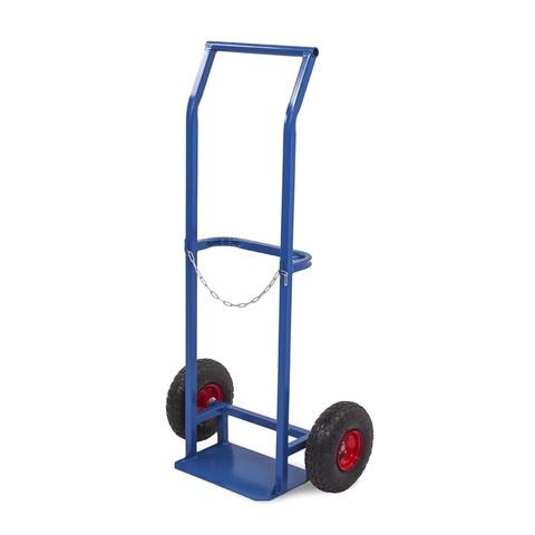 Тележка для баллонов ПР-1 пропановых, 1 баллон (2 колеса d 250мм, лит. резина), шт
