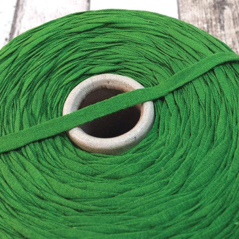 Хлопок ленточный 100% BE.MI.VA. / TRACY 70 зеленый