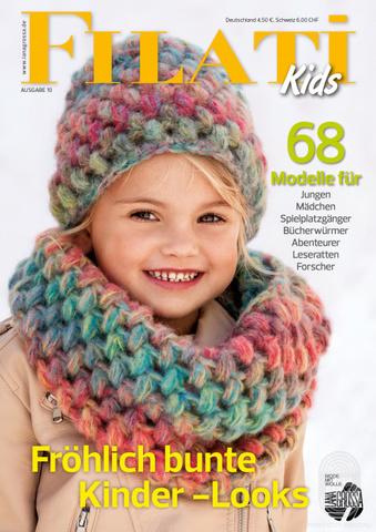 Журнал Filati KIDS #10
