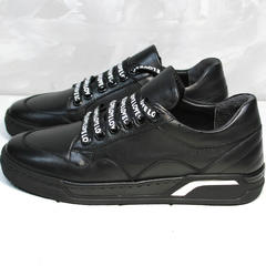 Туфли кеды женские Rifelini by Rovigo 121-1 All Black