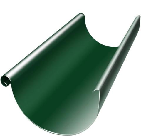 Желоб металлический Гранд Лайн 125х90х3000 мм