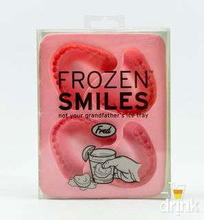 Форма для льда Frozen Smiles