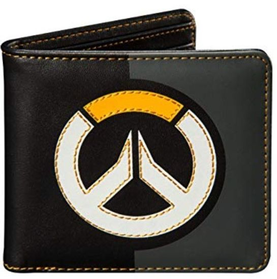 Кошелек Overwatch - Logo Wallet