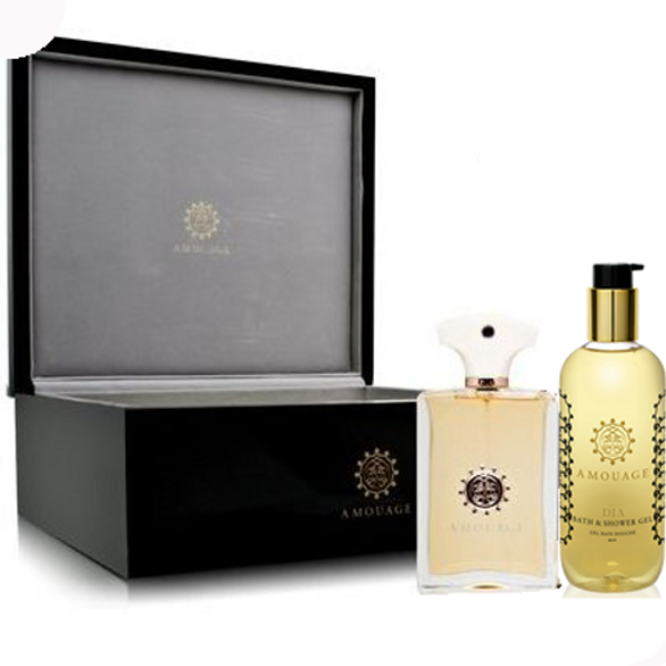 Amouage Dia men (Парфюм 100 мл + Гель для душа 300 мл)