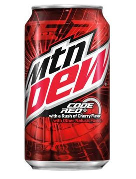 Напиток MOUNTAIN DEW code red