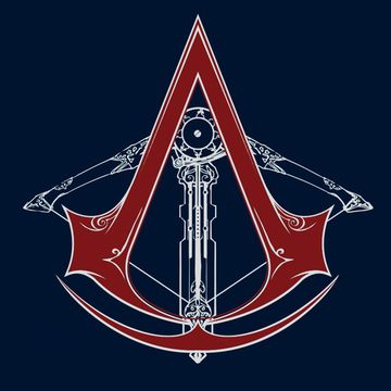 Футболка Assassin's Creed - Red Logo