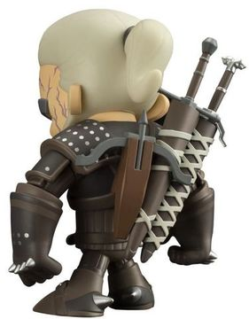 "Фигурка JINX The Witcher 3 Geralt of Rivia 6"" Vinyl Figure-6"" Tall-MultiColor"