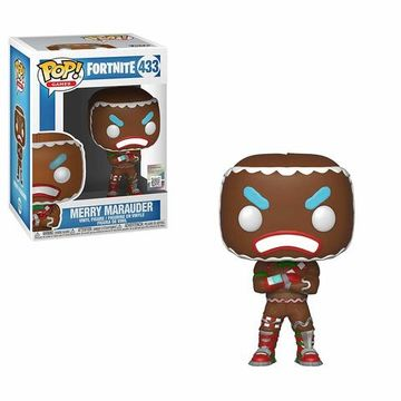 Фигурка FUNKO POP! Fortnite - Merry Marauder