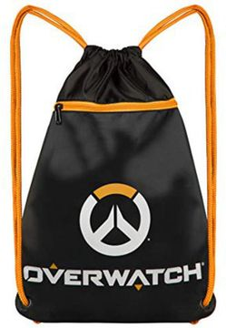 "Рюкзак Overwatch Cinch Bag 15"", Black"