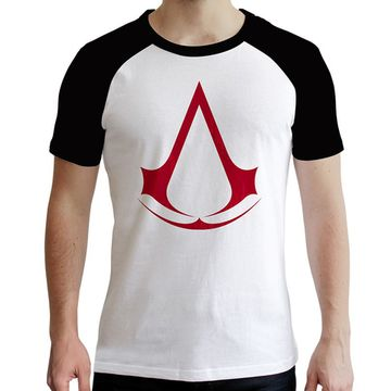 Футболка Assassin's Creed - Red Logo 2