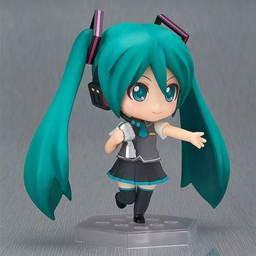 Колекційна фігурка Hatsune Miku - Ha2ne Miku Co-de Good smile nendoroid